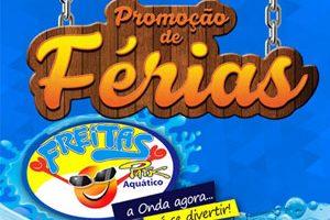 Promoção de férias no Freitas Park